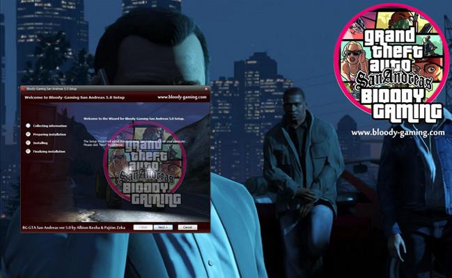 Bloody-Gaming GTA San Andreas 5.0